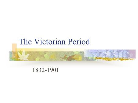 The Victorian Period 1832-1901. Literary Timeline 1847 Emily Bronte publishes Wuthering Heights; Her sister Charlotte publishes Jane Eyre Karl Marx publishes.