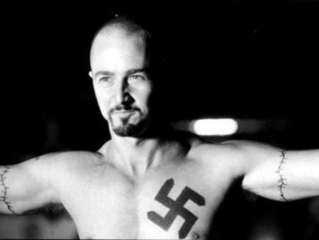 American history x came out to the big screen in 1998.