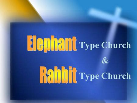 "Type Church & Type Church Elephant Type Church  Big  Various Programs  Holy Atmosphere ( ""church-like"" ) ・ Stained glass ・ Choir ・ Good preaching."