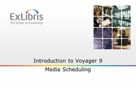 1 Introduction to Voyager 9 Media Scheduling. 2 Copyright Statement and Disclaimer All of the information and material, including text, images, logos.