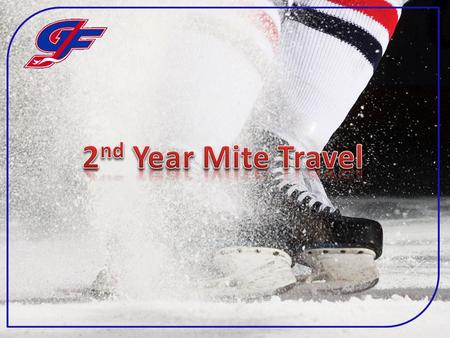 This program will serve as a transition for Mite Players eligible to play Squirts next year Introduce/re-introduce players to full ice games and the rules.