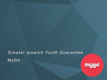 Greater Ipswich Youth Guarantee