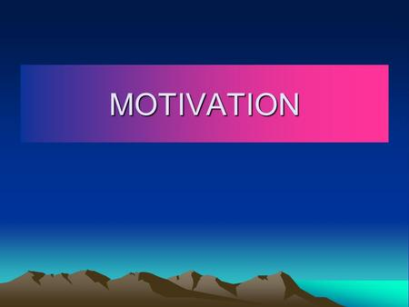 motivation is a key aspect in Five questions to ask to understand customer motivation  takes in response to a given marketing message is a window into two key aspects of their motivation:.