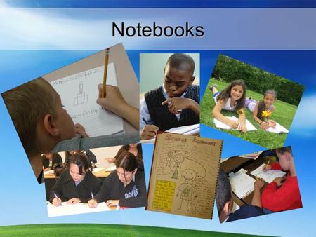 Notebooks. 3 – 2 – 1 Blast Off! Write down: 3 reasons why math/science notebooks are important, 2 issues you face in implementing them, 1 question you.
