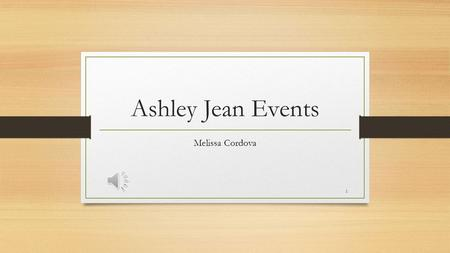 Ashley Jean Events Melissa Cordova 1 2014 Wedding Packages 2.