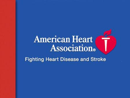 ECC Mission Statement ECC Mission Statement The mission of the American Heart Association Emergency Cardiovascular Care Programs is to reduce disability.