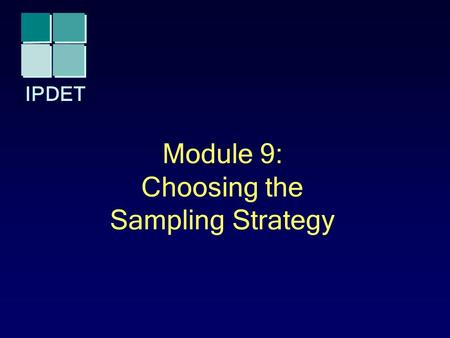 essay about stratified random sampling