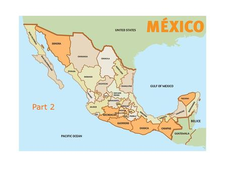 "MEXICO Part 2. ""The Porfiriato"" (1876-1911)  Military coup staged by Porfirio Diaz in 1876  promised to serve a single term, instead ruled for 34 years."