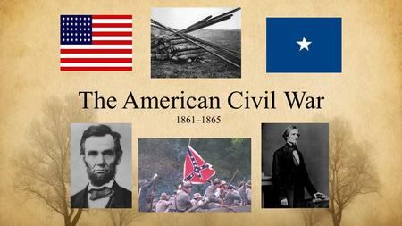 the culture of slavery in the american civil war The role of slavery in bringing on the civil war has been hotly debated for decades made the american colonies prosperous many northern merchants made.