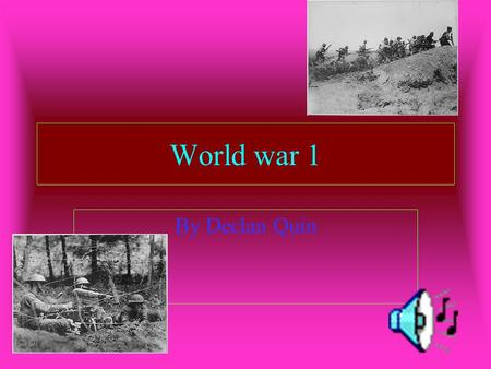 World war 1 By Declan Quin Why is world war 1 a significant event in Australian history? It is a significant event because there were over 60,000 people.
