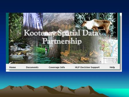 Why Have a KSDP MOU? New shared stewardship model for results based Forest Stewardship Plans This will allow greater variability in content and approach.