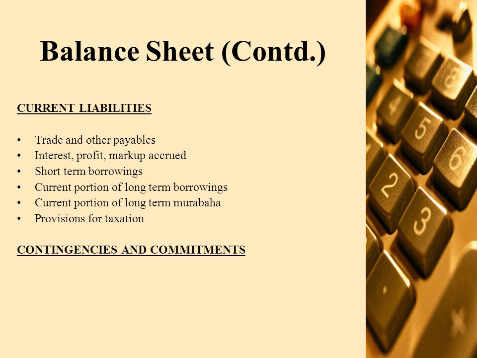 Review of Income Statement Presentation Please review the sample profit and loss account Line wise discussion follows: TURNOVER EXPENSES Cost of sales Distribution cost Administrative expenses Other operating expenses Finance cost OTHER OPERATING INCOME Income from financial assets Income from investments/debts of related parties Income from assets other than financial assets