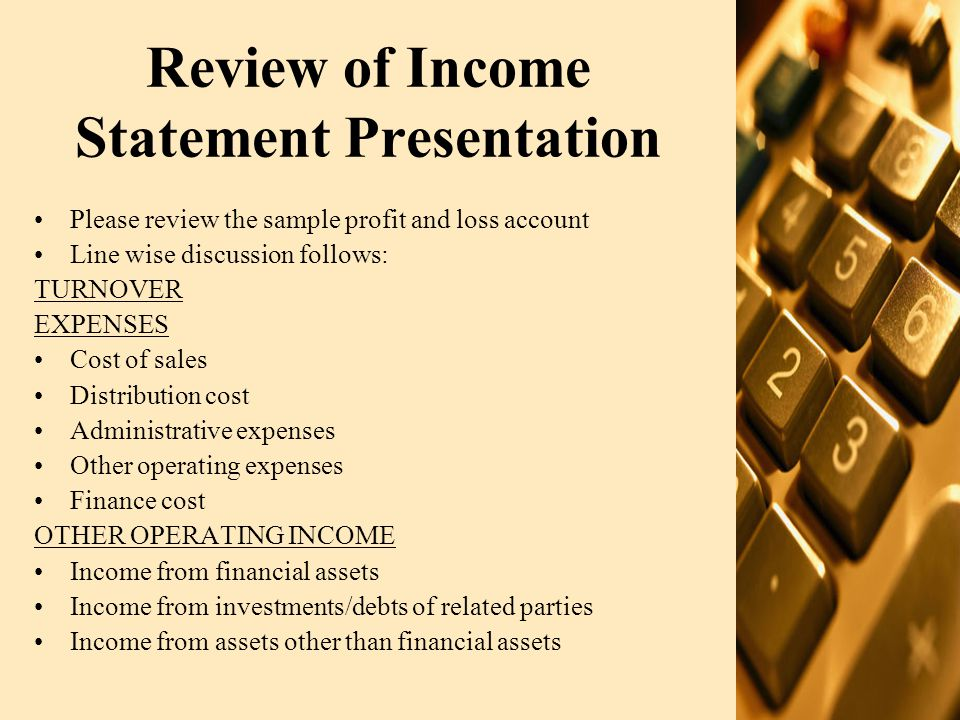 Review of Cash Flow Presentation Please review sample cash flow statements Cash flows may be prepared under the indirect or direct method.