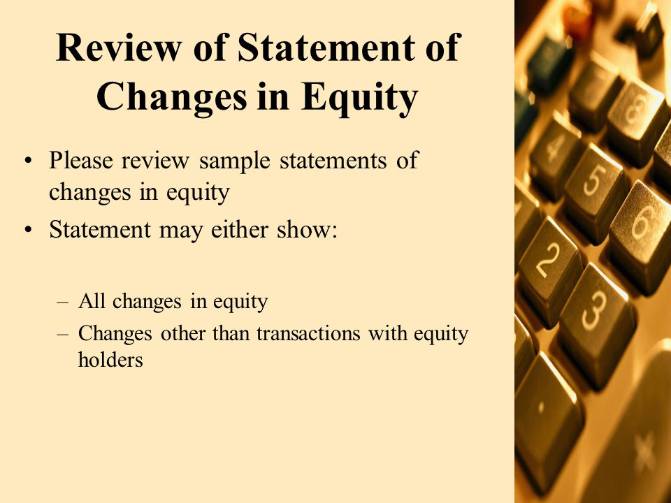 Variations for Industries Variations can be seen in presentation & disclosures of f/s for different industries, eg: –Banking Companies –Manufacturing companies –Telecom industry –Petroleum exploration and production –Funds –Insurance companies –Leasing Companies and other NBFCs