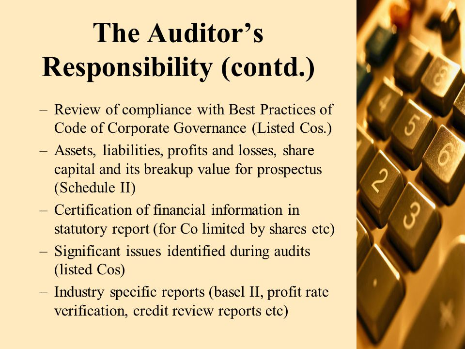 Components of Financial Statements General purpose financial statements comprise of: –Balance Sheet –Profit and loss account –Statement of changes in equity –Cash flow statement –Notes to the financial statements