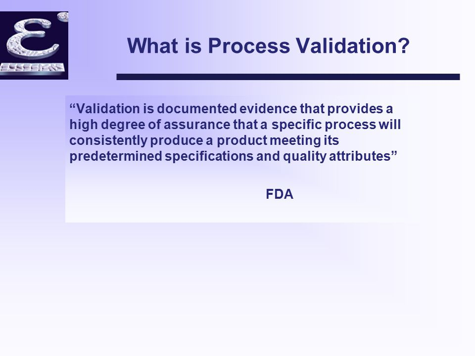 Documentary evidence? If ain't written, it ain't done Sam Clarke (FDA inspector), 1993