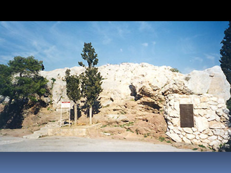 Paul wasn't speaking to the Jews here, as he often was in other situations in his letters...
