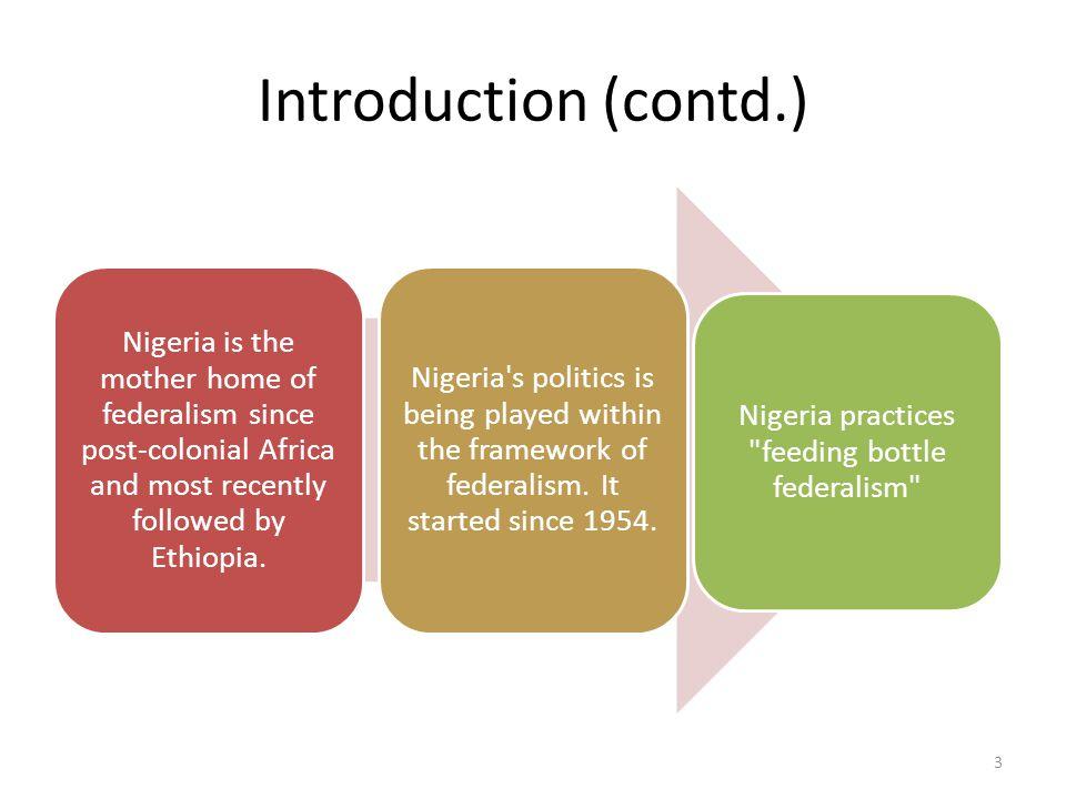 Feeding Bottle Federalism 4