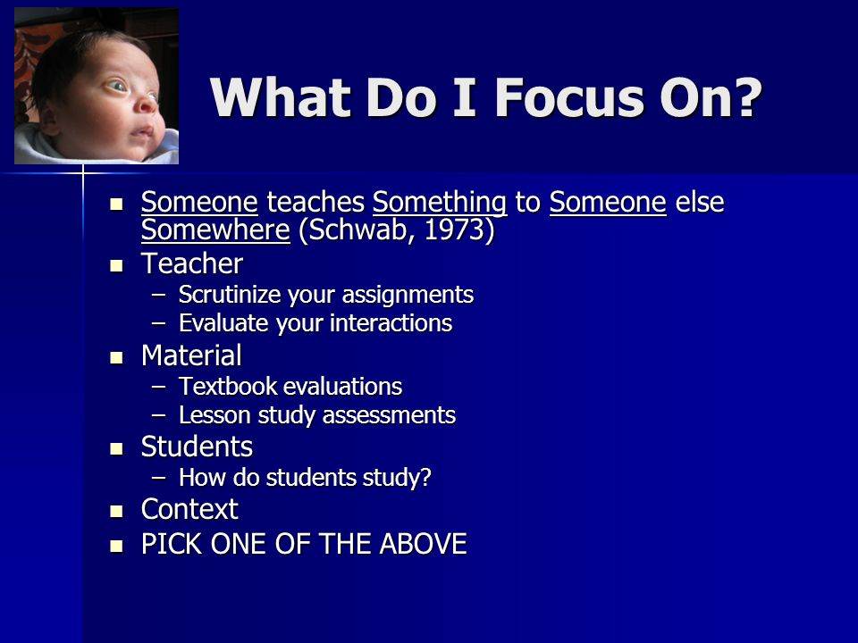 Challenges - Definitions What is good teaching.What is good teaching.