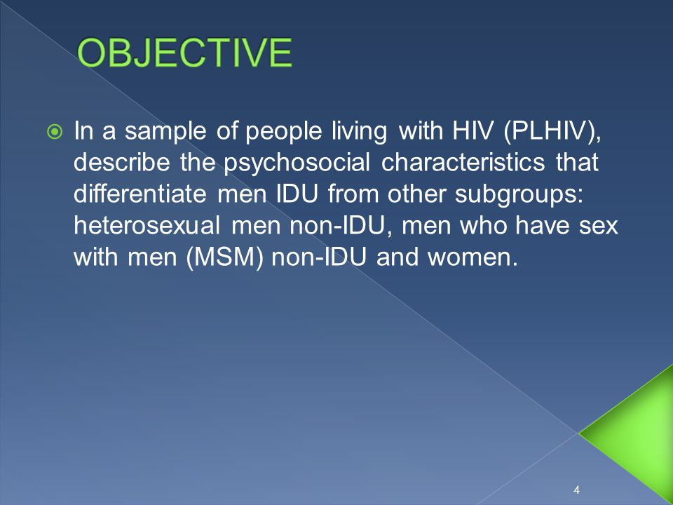  Data come from the MAYA study, a longitudinal study on quality of life of PLHIV in Montreal, Canada.