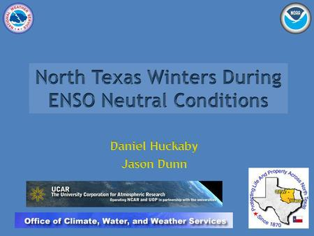 El Niño/Southern Oscillation (ENSO) – current and future state ENSO phase composites for upcoming winter temperature precipitation Climate Prediction.