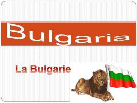 Geographic Location Borders: Bulgaria is a country in southeast Europe, bounded on the north with Romania, on the west with Serbia and Republic of Macedonia,