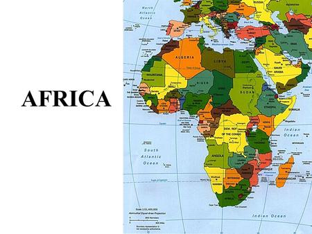 AFRICA. A B C DE Where is Egypt? A B C D E Where is South Africa?