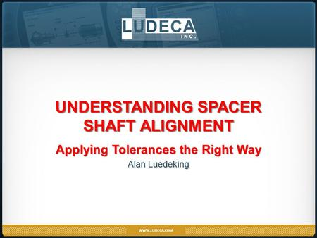 Understanding Spacer Shaft Alignment