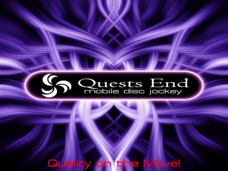 Quality on the Move!. About Quests End Quests Ends mission statement is: –To offer our customers the highest quality professional sound and lighting equipment,
