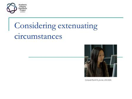Considering extenuating circumstances ComputerRoom010_lowres (JISC 2006)