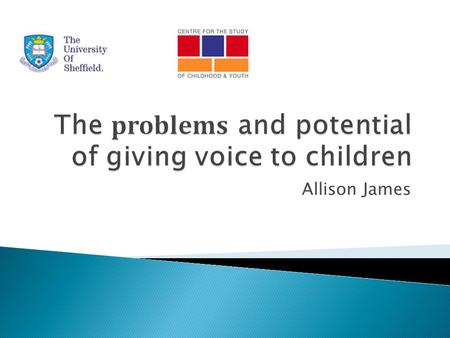 The problems and potential of giving voice to children