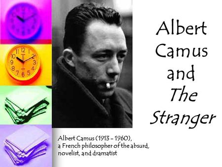 existentialism in the stranger and the metamorphosis 2 essay Free essays on existentialism and the outsider by camus  l'étranger and the metamorphosis existentialism runs off the  pohlel-1st existentialism essay.