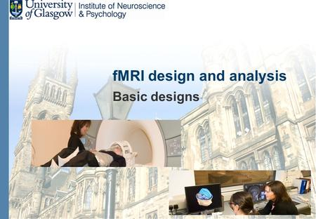 MRI vs. fMRI Functional MRI (fMRI) studies brain function.