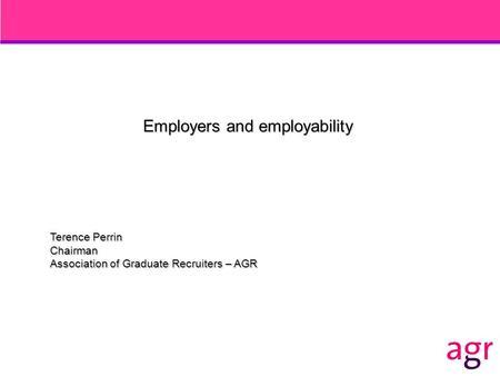 m2 assess the importance of employability