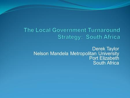Logo slide ppt download - Nelson mandela university port elizabeth ...