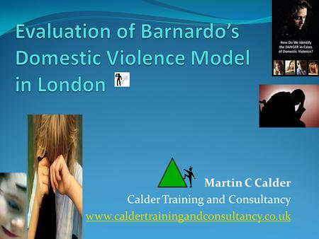 Martin C Calder Calder Training and Consultancy www.caldertrainingandconsultancy.co.uk.