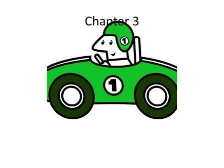 Chapter 3. Name 3 safety devices Safety belts Head restraints Inside and outside mirrors Horn Hazard flasher Turn signal Windshield wipers Sun visor Seat.