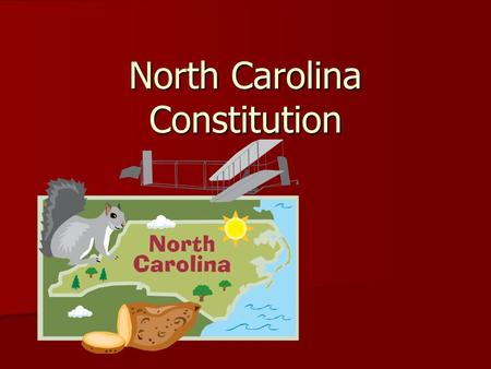 North Carolina Constitution. Starter Current version approved 1970; took effect in 1971 Current version approved 1970; took effect in 1971 NC Constitution.