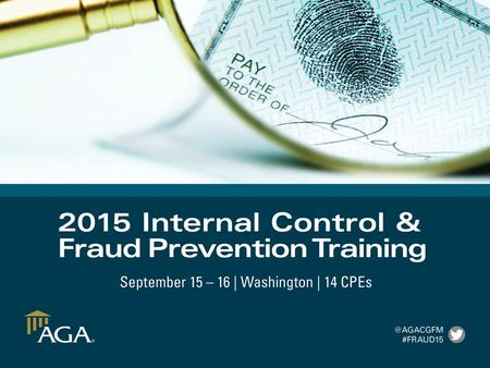 Internal Controls in a Shared Service Environment September 15, 2015 D. Michael Linder Deputy Assistant Commissioner Bureau of the Fiscal Service Department.