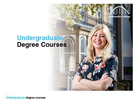 What is a Foundation Degree? Two-year qualification, broadly equivalent to first two years of an Honours Degree Option to 'top-up' to full honours degree.