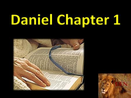 Was Daniel fact or fiction? Was Daniel a man of Faith? Was Daniel mentioned in the New Testament? The answer to all of these questions is as follows: