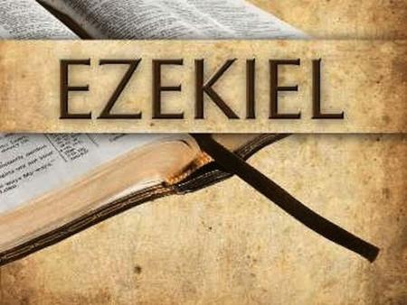 "Ezekiel Son of Buzi Name means ""God will strengthen"" Born 622 BC during reign of Josiah, grew up in Palestine He was 17 when Daniel taken to Babylon."
