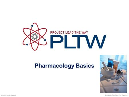 Pharmacology Basics Presentation Name Course Name
