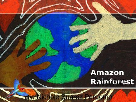 Amazon Rainforest Save the amazon, Save the world…