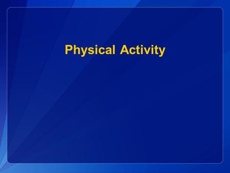 Physical Activity. Percentage of High School Students Who Did Not Participate in at Least 60 Minutes of Physical Activity on at Least 1 Day,* by Sex,