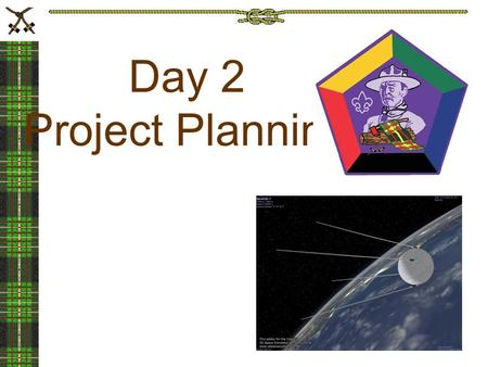 Day 2 Project Planning. 2 Projects What does that mean to you? When is the last time you completed a project? How do you approach your projects?