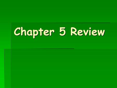 Chapter 5 Review. Chapter 5 Review answers to page 189 1.Philosopher 2.Standardization 3.Virtue 4.Export 5.Import 6.Bureaucracy.
