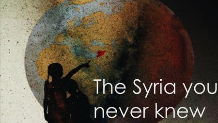 The Syria you never knew. Syria on the Map Bordering Lebanon and the Mediterranean Sea to the west, Iraq to the east, Jordan to the south and Turkey to.