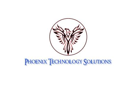 Phoenix Technology Solutions Products At the highest level, the products offered by Phoenix Technology Solutions are: IT Project/Programme Management.
