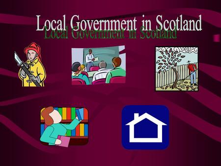 Just as Westminster 'devolves' certain powers to the Scottish Parliament, so The Scottish Parliament 'devolves' certain of these powers to Local Councils.